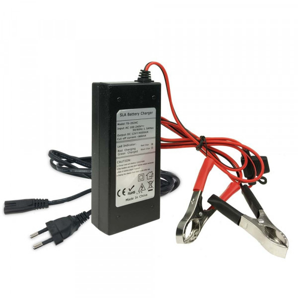 Chargeur 12V/4A